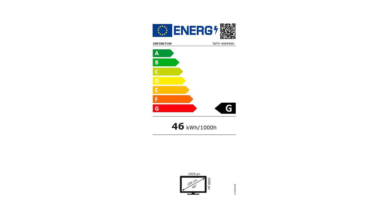 INFINITON INTV-40AF690 Smart TV