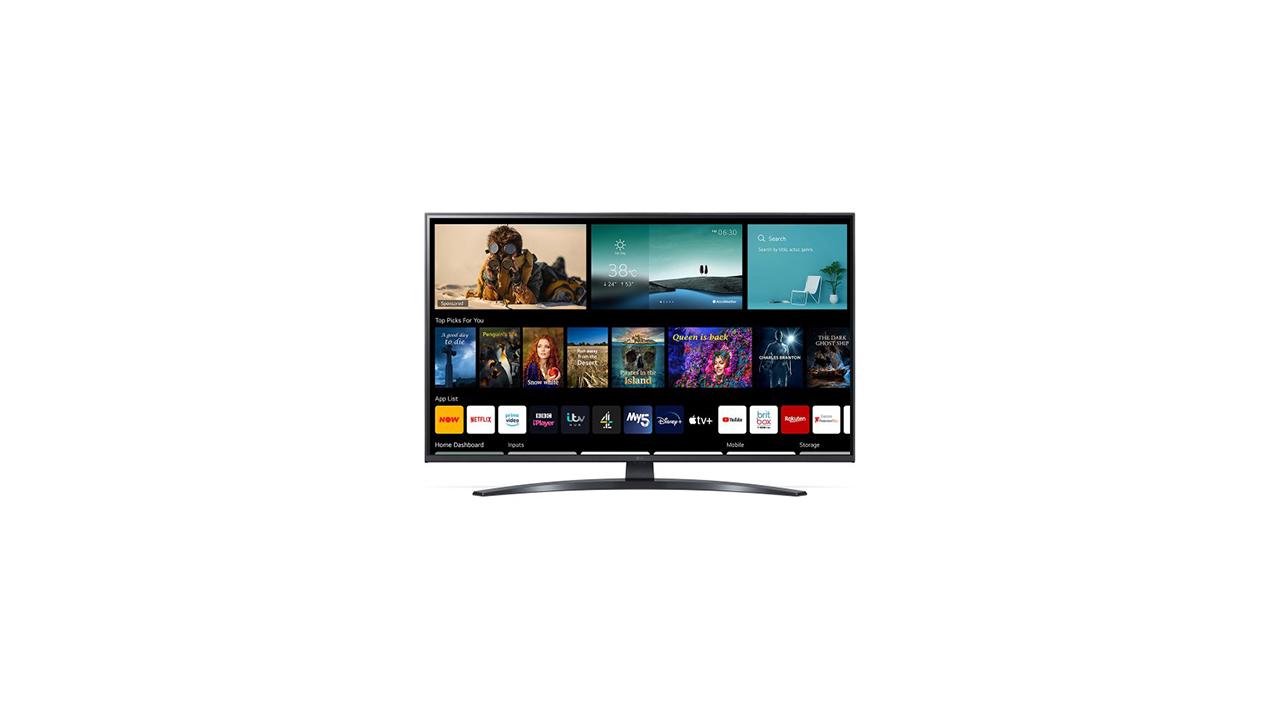 LG 43UP7800 Smart TV