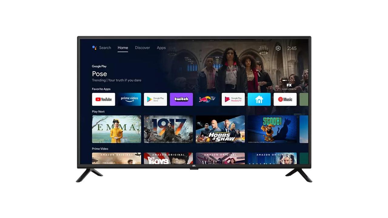 OK 42850FC-TAB Smart TV