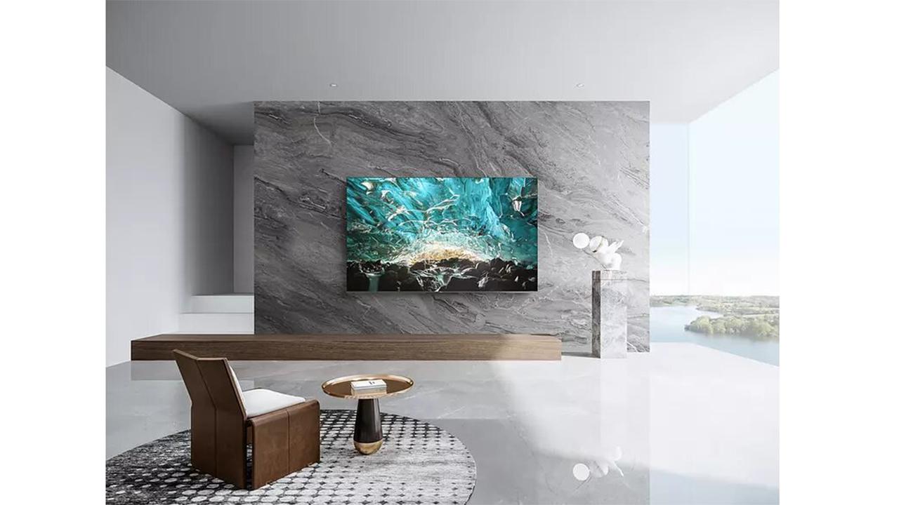 TCL 55C722 Smart TV