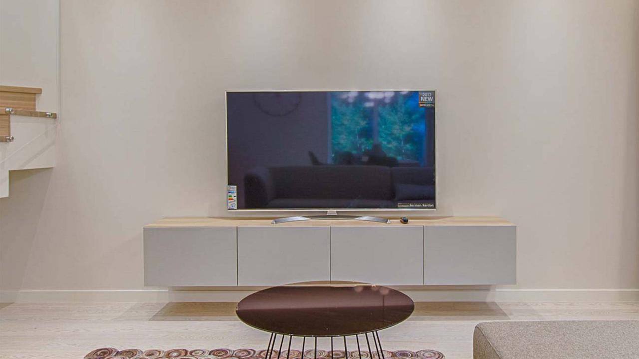 especificaciones oficiales de los OLED de Samsung