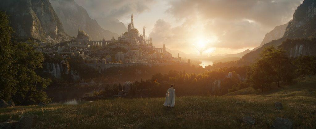 Esta es la primera imagen oficial de El Señor de los Anillos
