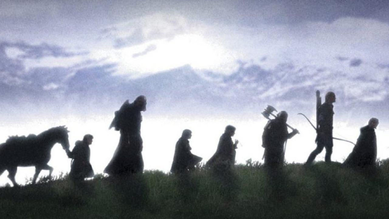 imagen oficial de El Señor de los Anillos