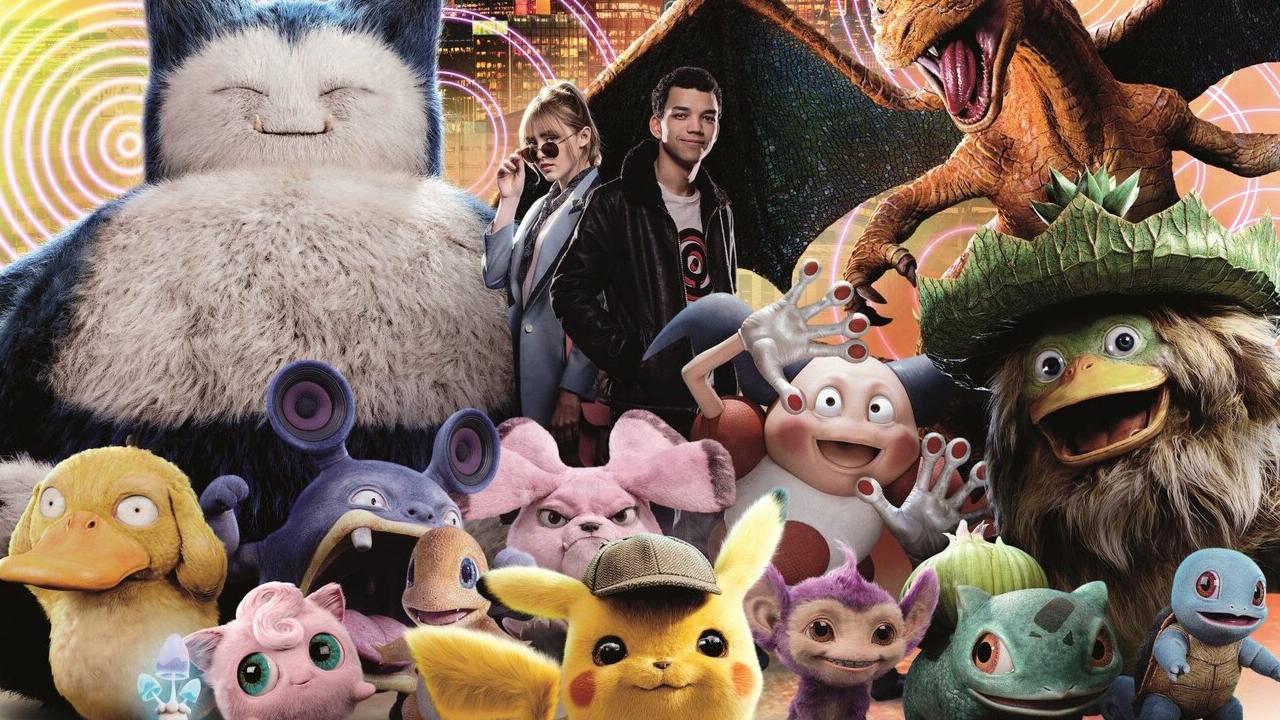 serie live action de Pokémon