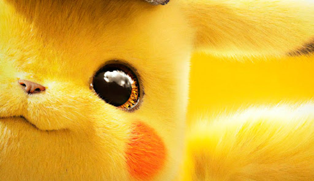 Pikachu asoma de nuevo