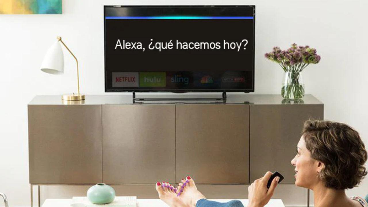 Alexa en los televisores LG