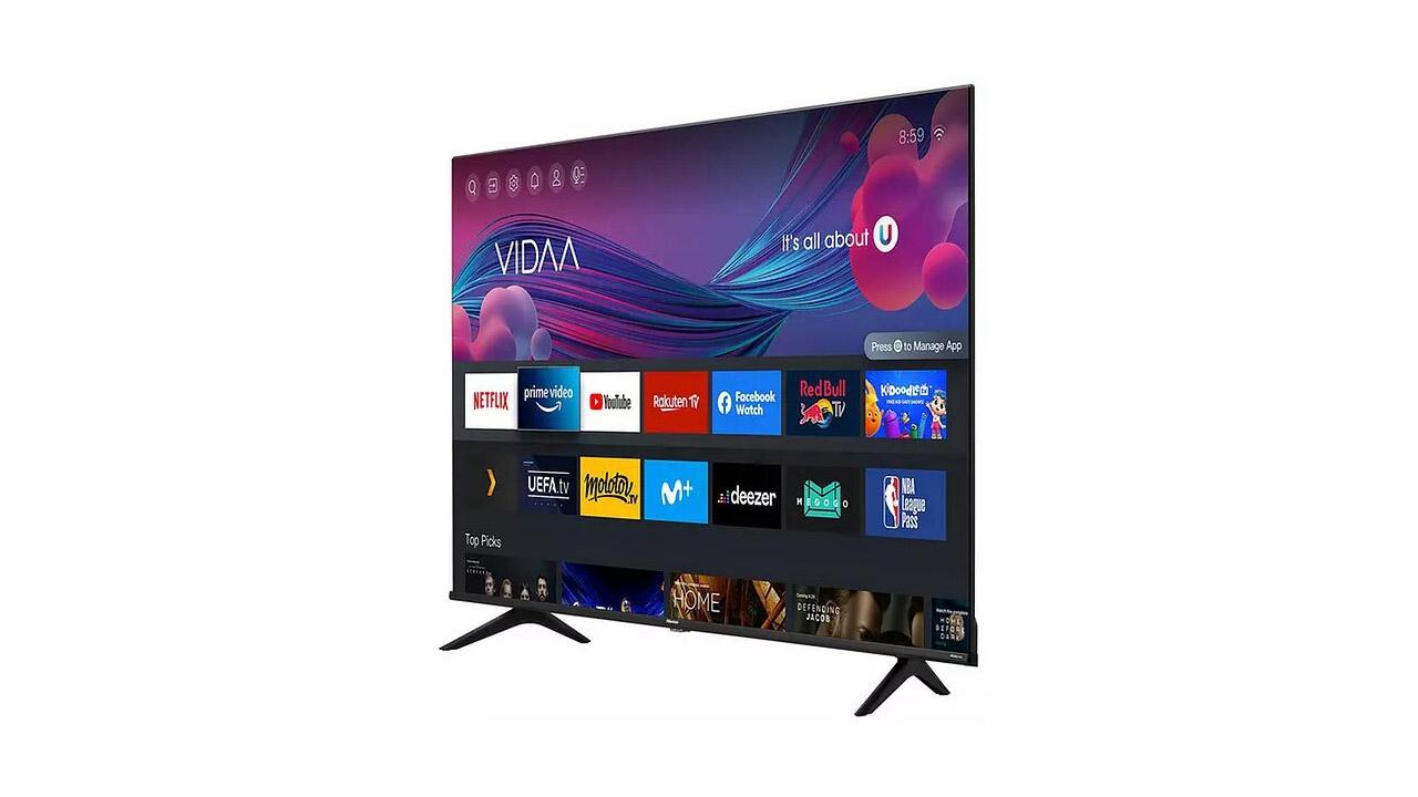 Hisense 55A6G Smart TV
