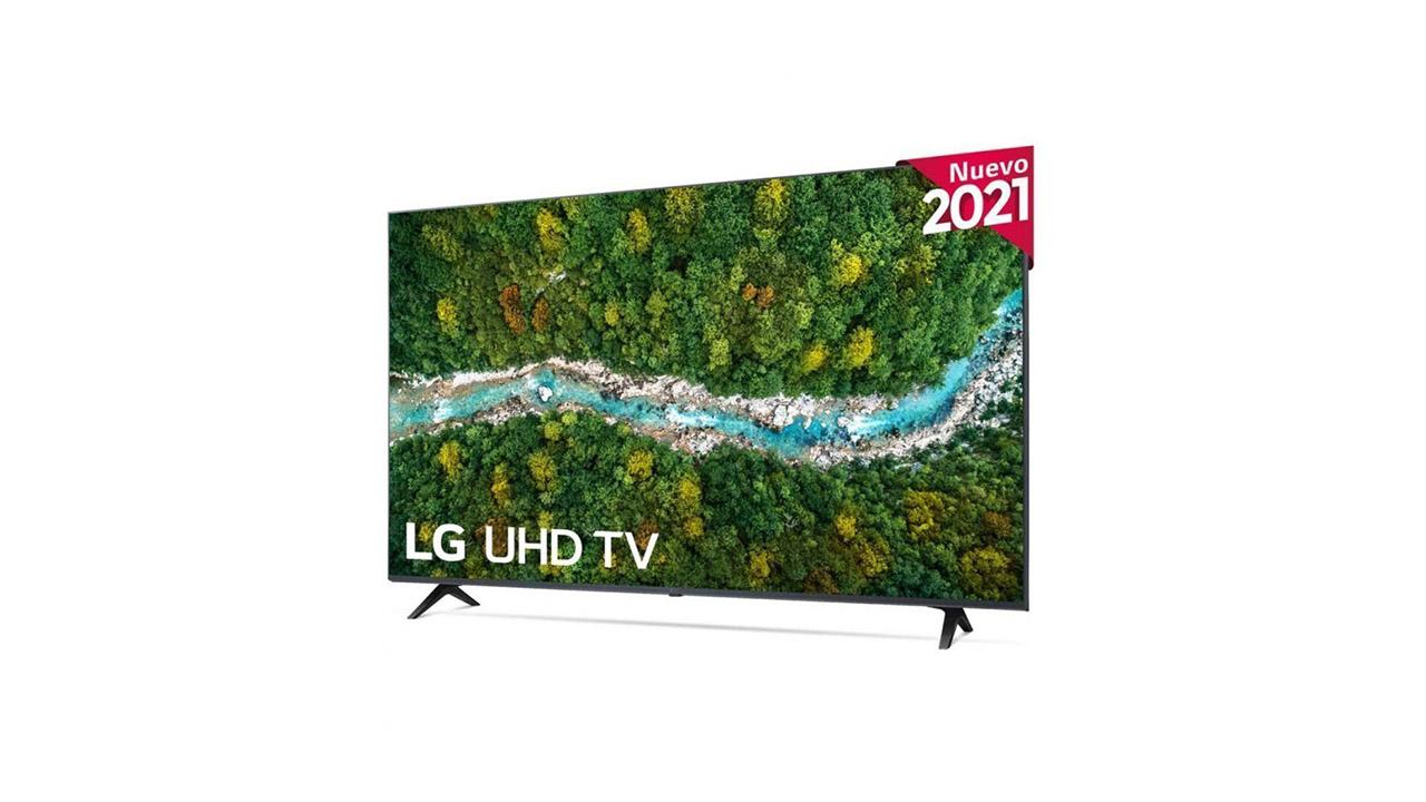 LG 55UP78003LB diseño