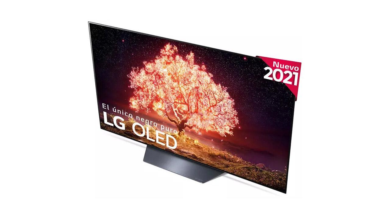 LG OLED77B16LA Smart TV