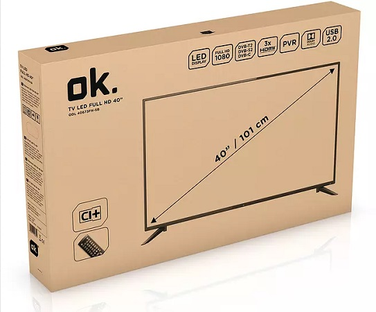 OK ODL 40673FN-SB