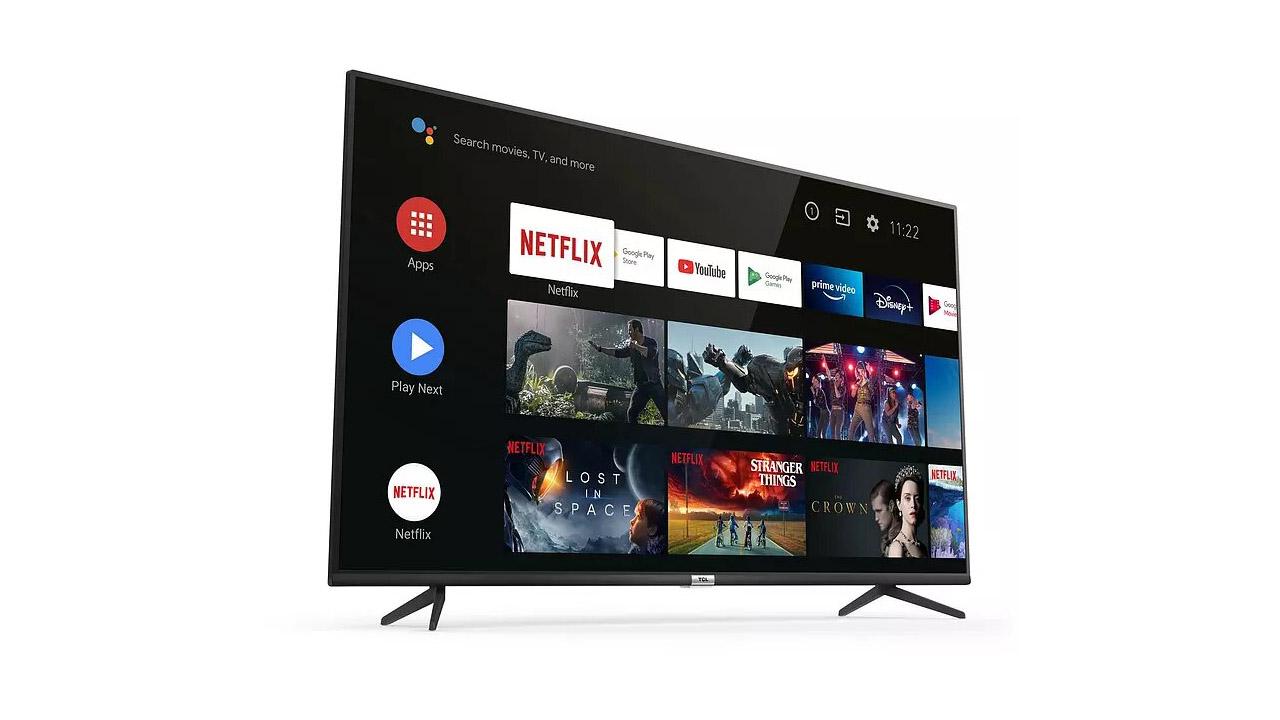 TCL 55P618 Smart TV