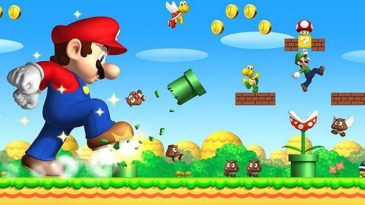 voces de Super Mario pelicula