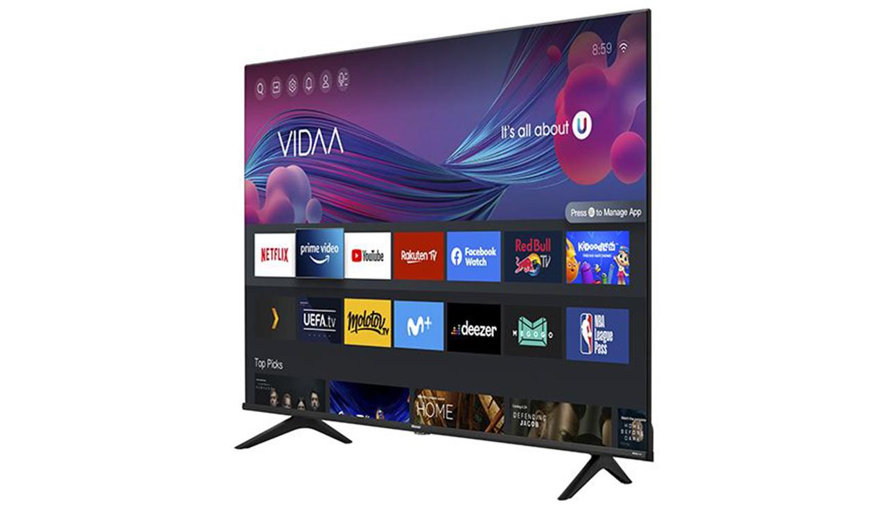 Hisense 75A6G Smart TV