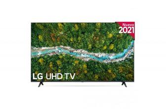LG 75UP77003LB