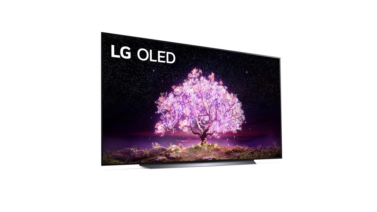 LG OLED83C14LA diseño