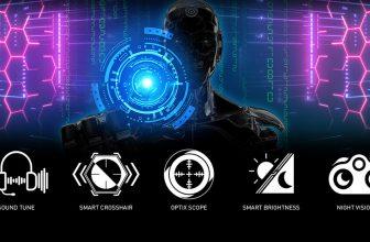 Monitores Quantum Dot