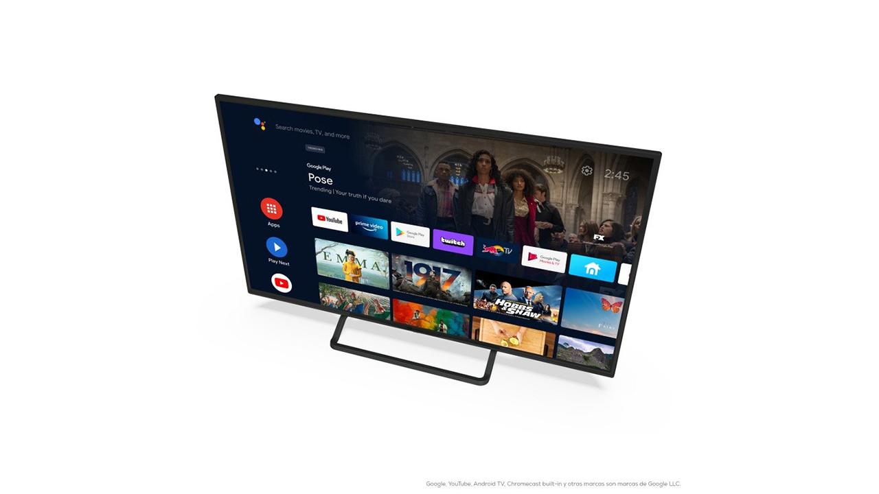 TD Systems K40DLX14GLE Smart TV