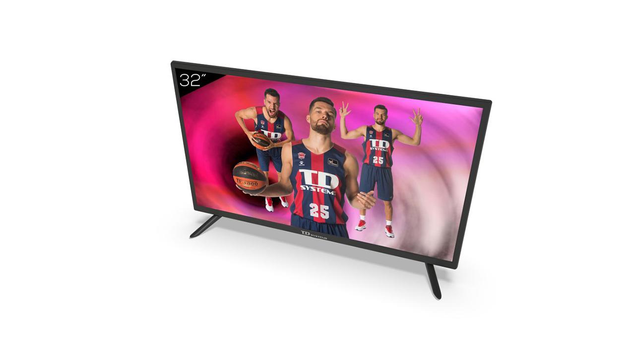 TD Systems K32DLG12HS Smart TV