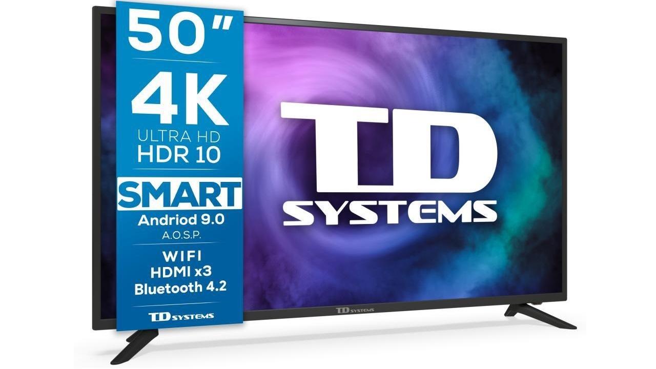 TD Systems K50DLG12US