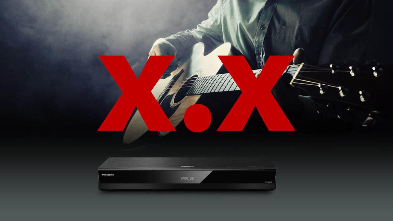 actualización de Panasonic para arreglar el Blu-ray