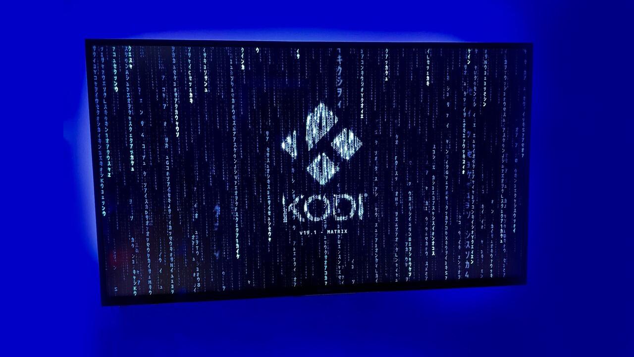 nuevo update de Kodi