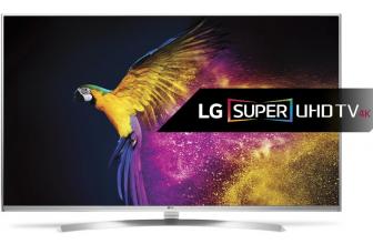 LG 60UH850V: La gama alta de LG no escatima en gastos