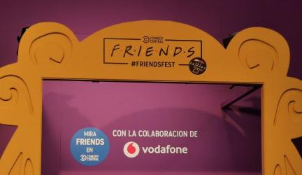 FriendsFest, ¿cómo es desde dentro este homenaje a Friends?