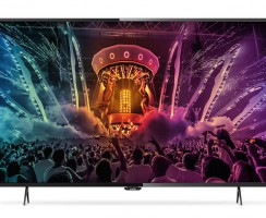 PHILIPS 49PUH6101, Smart TV 4K a un precio competitivo.