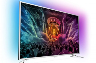 PHILIPS 49PUS6561, tu Android TV 4K con más glamour.