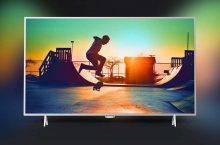 Philips 55PUS6432, Ambilight y Android 6.0.1