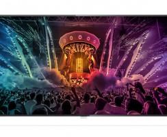 PHILIPS 65PUS6121, televisor 4K con Smart TV… a lo grande.