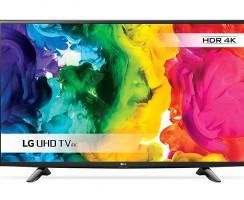 LG 43UH603V, tu televisor 4K con HDR por muy poco