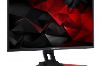 ACER PREDATOR XB321HK, monitor de juegos 4K de gama alta.