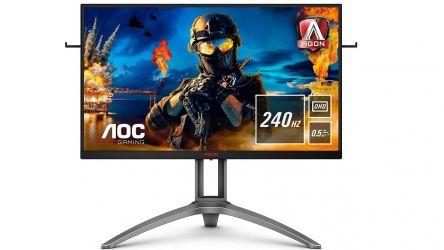 AOC AG273QZ, el monitor definitivo para fanáticos de videojuegos