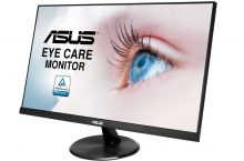 ASUS VP249HR, monitor Full HD para usuarios exigentes