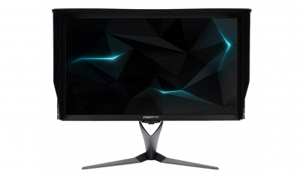 Acer Predator X27P, un monitor gaming 4K que pulveriza los límites