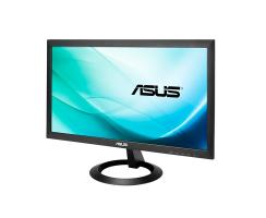 Asus VX207DE, calidad y protección a la vista