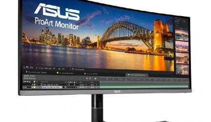 Asus ProArt PA34VC, un monitor para entrar en el mundo profesional