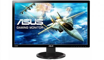 Asus VG278HV, un monitor gaming que garantiza la acción más fluida