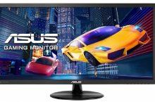 Asus VP228QG, un monitor gaming FHD de gama de entrada