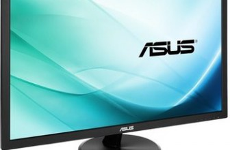Asus VP229TA, Full HD a muy buen precio