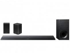 Sony HT-RTZ7, barra de sonido completa e independiente