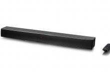 Infiniton SB-K100 e Infiniton SB-K300, dos barras de sonido low-cost