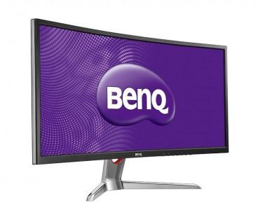 BenQ XR3501, monitor curvo ideado para videojuegos
