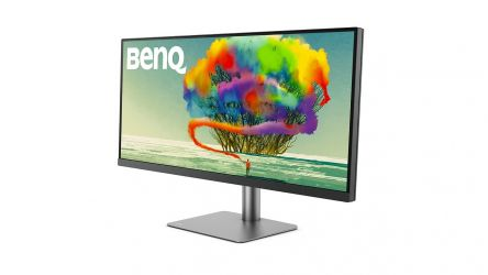 BenQ PD3420Q, monitor WQHD con optimización de color