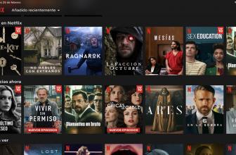 Buscar contenido en Netflix será más fácil con su nueva función