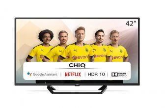 CHiQ L42G6F, goza de la vista Full HD acompañada de HDR10