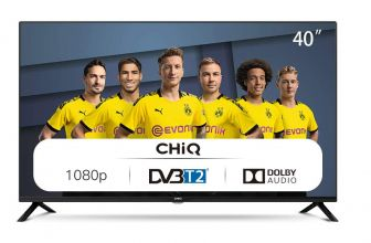 CHiQ L40G4500, modelo sin Smart TV, pero con buena calidad de imagen