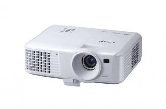 Canon LV-WX320 y LV-X320, dos proyectores portátiles muy interesantes