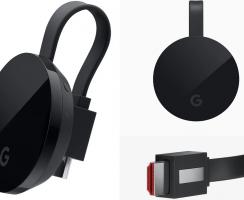 Chromecast Ultra, características y precio del nuevo dispositivo con 4K